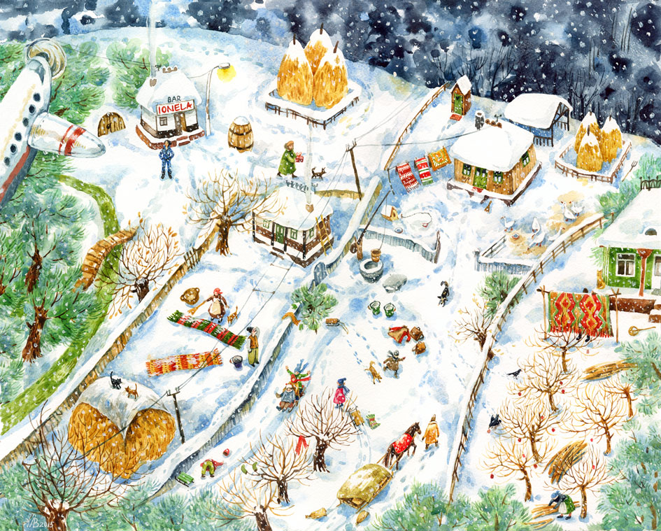 Iarna-Ionelei