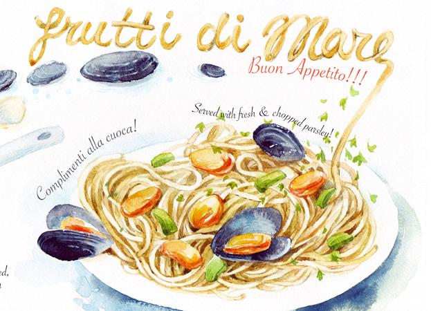 spaghetti cover